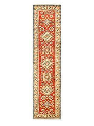 eCarpet Gallery One-of-a-Kind Hand-Knotted Gazni Rug, Dark Copper, 2' 9