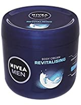 Nivea Men Revitalising Body Cream , 400ml