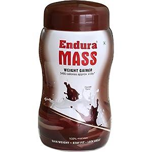 Endura Mass Weight Gainer - 500g (Chocolate)