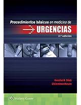 Procedimientos Basicos en Medicina de Urgencias