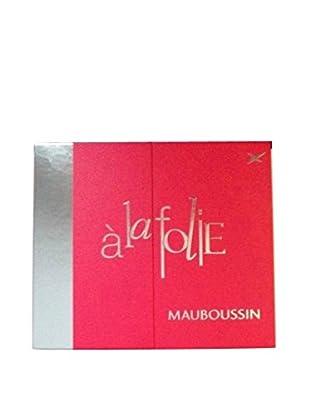 MAUBOSSIN Körperpflege Kit 3 tlg. Set A La Folie