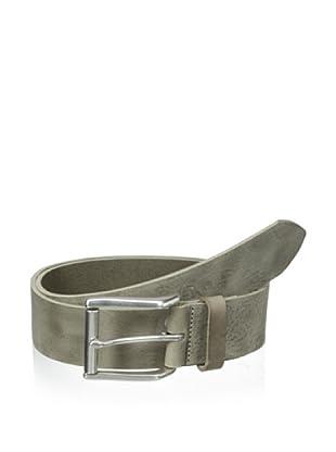 The British Belt Company Men's Tilton Belt (Stone)