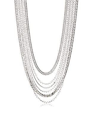 Jules Smith Layered Chain Hiphop Necklace