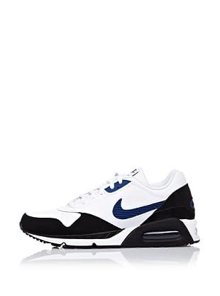 Nike Zapatillas Running Air Max Sunset (Blanco / Negro / Azul)