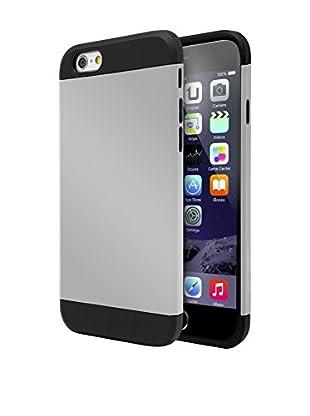 UNOTEC Funda Armor iPhone 6 / 6S Gris