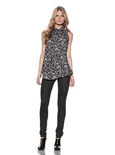 Preen Line Women's Holly Sleeveless Top (Black)