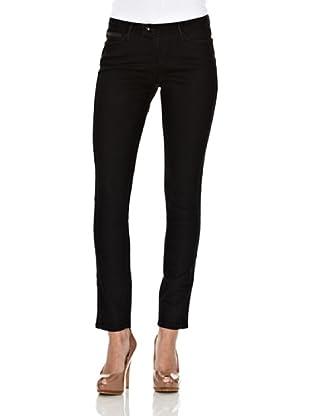 Levi´s Jeans Modern Demi Curve ID Skinny (black press)