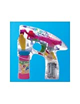 D?Cor Craft Bubble Gun Flashing Led Electronic Bubble Gun Novelty