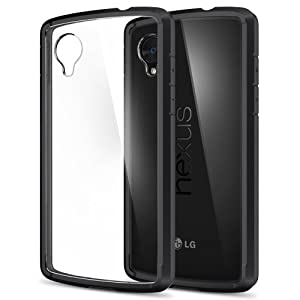 Spigen Nexus 5 Case Ultra Hybrid (Black) (SGP10609)