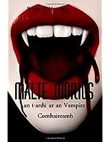 Malte Morius an T-ardú Ar an Vampire Comhaireamh