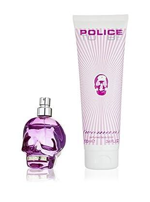 Police Damenparfüm 2 tlg. Set To Be