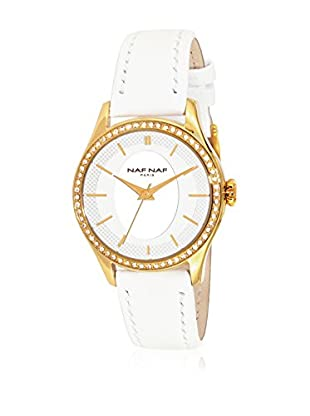 Naf Naf Reloj de cuarzo Woman BC RD SOIREE STRASS 36 mm