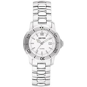 SECTOR (セクター) 腕時計 200 ホワイト 3253 208 715 レディース [並行輸入品]