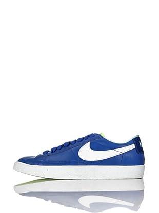 Nike Zapatillas Blazer Vintage (Azul/Blanco)