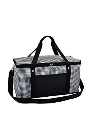 Picnic at Ascot Folding 72-Can Cooler, Houndstooth