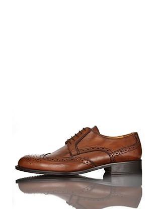 British Passport Zapatos BP1051 (Cognac)
