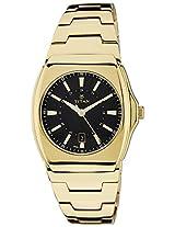 Titan Analog Black Dial Unisex Watch - 90021YM01J