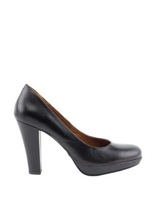 Liberitae  Zapatos Salón  Plataforma (Negro)
