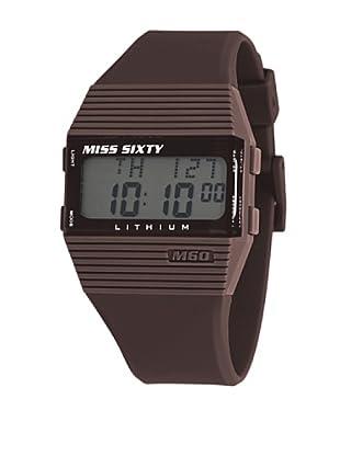Miss Sixty Reloj Pyramidal SIC009 Chocolate