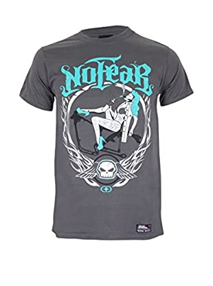 No Fear T-Shirt Biker