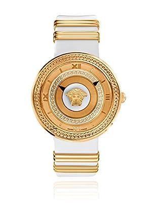Versace Uhr mit schweizer Quarzuhrwerk V-Metal Icon VLC040014  40.00 mm