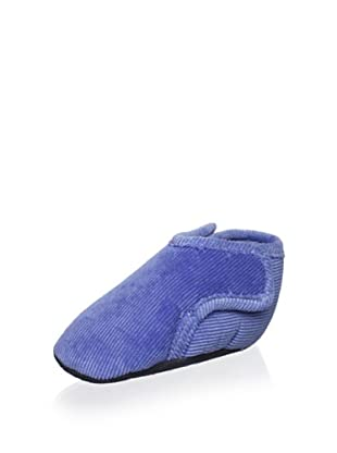 Cienta Kid's Velcro Slipper (Blue)
