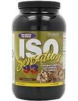 Ultimate Nutrition ISO Sensation 93  - 2 lbs (Chocolate)