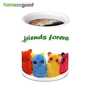 HomeSoGood Friends Forever Coffee Mug