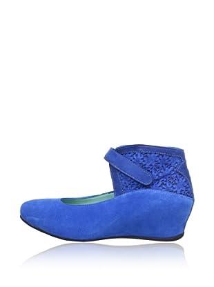 Think Keil-Pumps Nolita (Blau)