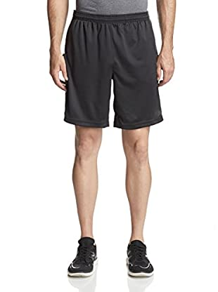 New Balance Men's Cross Run Athletic Shorts (Black)
