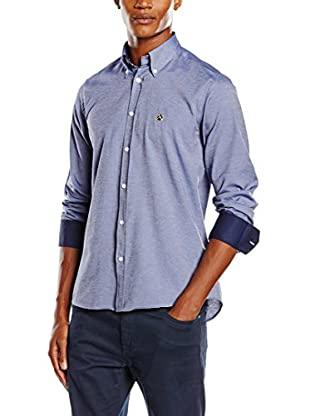 POLO CLUB Camicia Uomo Gentle Sir Oxford Top