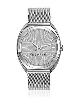 Esprit Uhr mit japanischem Uhrwerk Woman silberfarben 35 mm
