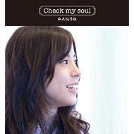 TVアニメ「アマガミSS+ plus」OPテーマ Check my soul [Single, Maxi] azusa