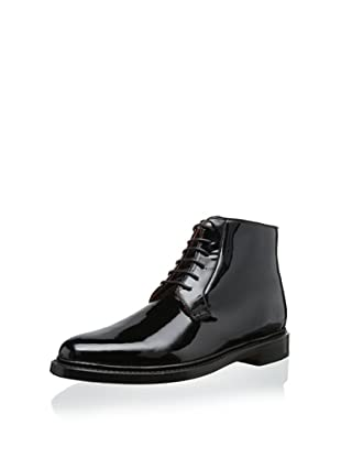 Florsheim By Duckie Brown Men's Military Boot (Black Patent)