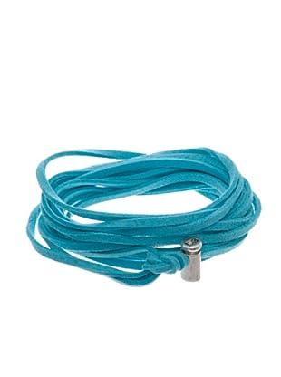 Número 3 Pulsera Verano Azul