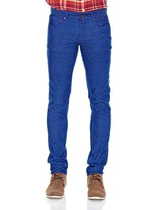 Pepe Jeans London Pantalón Robert (Azul Royal)