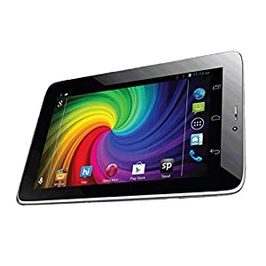 Micromax Canvas Tab 7 Inch Android Calling Tablet - P650E (Silver)