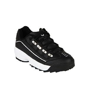 G-Monster Black Running Shoes