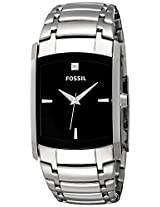 Fossil Arkitekt Analog Black Dial Men's Watch - FS4156