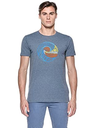 Rip Curl T-Shirt Snow & Water S/S Tee (Argento)