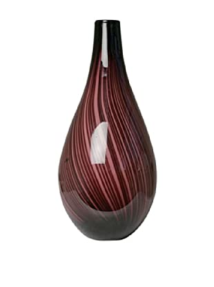 Dynasty Glass Roma Collection - Vase - Purple