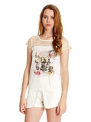 SideCar Camiseta Manga Corta Judith