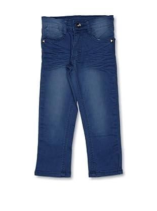 3Pommes Pantalón Couleur (Azul)