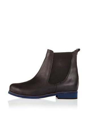 Loft37 Chelsea Boot Rock Rain (Schwarz/Blau)
