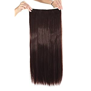 MapOBeauty Long Straight Hair Extensions