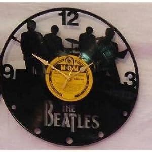 Samaya The beatles Designed Wall Clock