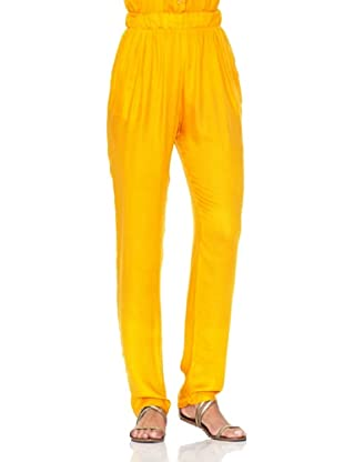 American Vintage Pantalón Fruncidos (Mango)