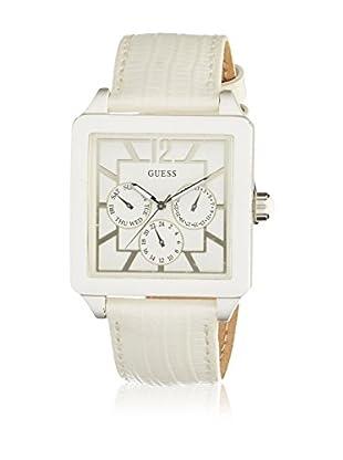 Guess Reloj de cuarzo Woman Blanco 35 mm