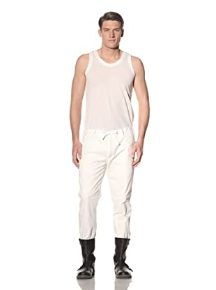 Ann Demeulemeester Men's Drawstring Trousers