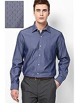 Navy Blue Formal Shirt